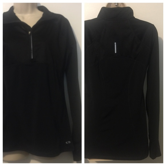 Champion Jackets   Blazers - CG CHAMPION Duo Dry Black Pullover Women s  Small c23238d96c